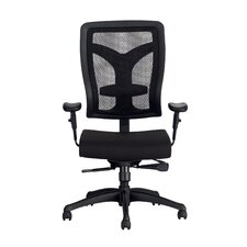 Voice™ High-Back Mesh Office Chair with T-Pad Arms