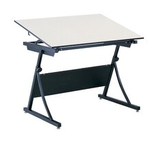 Drafting Rectangular Table Top, Wide