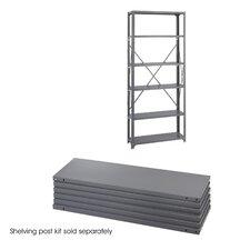 Industrial Shelves (Set of 6)