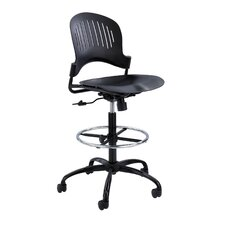 Zippi Extended Height Drafting Chair
