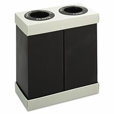 28-Gal At-Your-Disposal Multi Compartment Recycling Bin