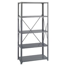 Commercial 4 Shelf Shelving Unit Starter
