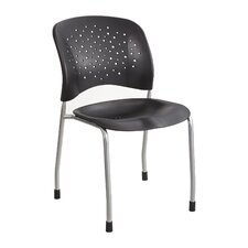 Rêve Armless Stacking Chair (Set of 2)