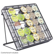 Onyx Stand Up Coffee Pod Organizer
