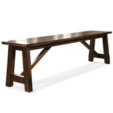 Bedford Wooden Bench
