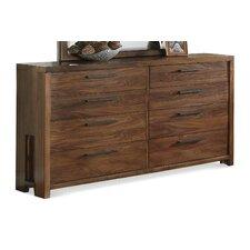 Terra Vista 8 Drawer Dresser