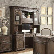 Belmeade Executive Desk with Hutch