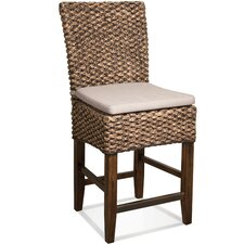 """Mix-N-Match 24.75"""" Bar Stool with Cushion (Set of 2)"""