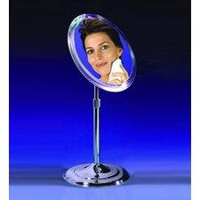 Makeup Mirror with Pedestal