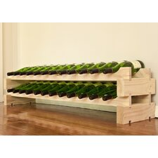24 Bottle Tabletop Wine Rack