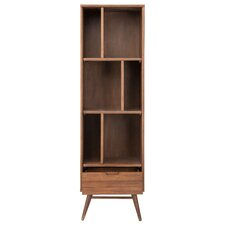 "Affleck Single 64"" Standard Bookcase"