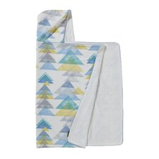Triangles Hooded Towel