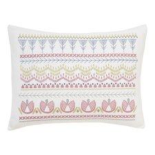 Boho Cross Stitch Pillow