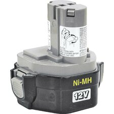 Ni-Mh Battery,12-Volt, 2.6Ah