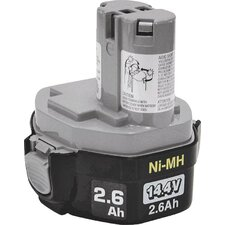 Ni-Mh Battery, 14.4-Volt, 2.6Ah