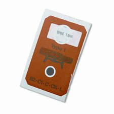 Replacement Ink Pads for Reiner Multiple Movement Numbering Machine, Black