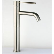 Elba Single Hole Bathroom Faucet with Single Lever Handle