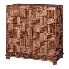 Burma Double Door Cabinet