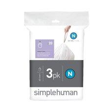 Code N Custom Fit Liner (3 Pack)
