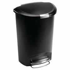 13-Gal Step-On Trash Can