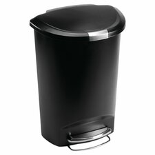 13-Gal. Step-On Trash Can