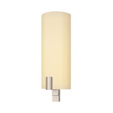 Cylindre-E'Tape Verre One Light Wall Sconce