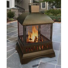 Grandezza Outdoor Fireplace