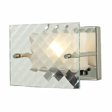 Talmage 1 Light Bath Vanity Light