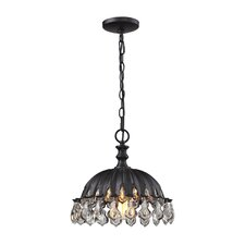 Zuella 1 Light Foyer Pendant