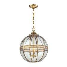 Randolph 3 Light Globe Penhdant