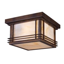 Blackwell 2 Light Flush Mount