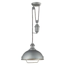 Farmhouse 1 Light Bowl Pendant
