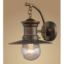 Maritime 1 Light Wall Lantern