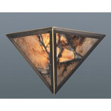 Imperial Granite 2 Light Wall Sconce