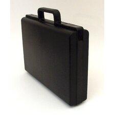 Slick Small Attache Case in Black