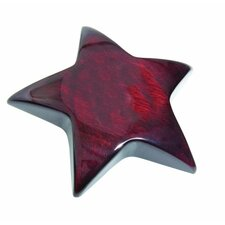 Wood Star Paperweight