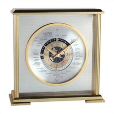 Aviator World Time Clock