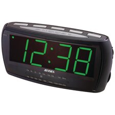 AM / FM Clock Radio with Large Display