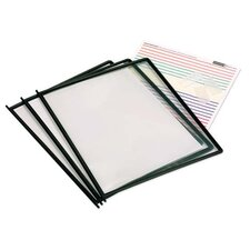 """Replacement Sleeves,for Masterview System,13""""x11""""x4"""",3 per Pack"""