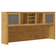 "Somerset 35.8"" H x  71"" W  Desk Hutch"