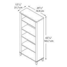 "Somerset 65"" Standard Bookcase"