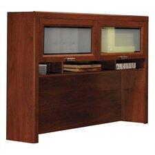 """Tuxedo 39.61"""" H x 59.5"""" W Desk Hutch"""