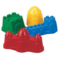 Castle Mold Assorted (Set of 3)