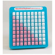 Math Keyboards Addition and Subtraction Numbers