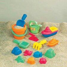 15-Piece Toddler Sand Assortment
