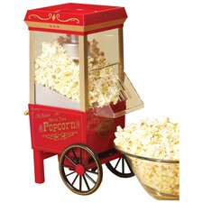 Old Fashioned 3.5 Oz. Movietime Hot Air Popcorn Maker