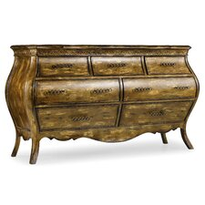 Sanctuary 7 Drawer Dresser