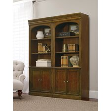 """Bunching 80"""" Barrister Bookcase"""