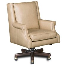 Aspen Mid Back Regis Home Leather Conference Chair