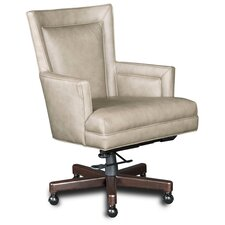 Aspen Mid Back Lenado Leather Home Conference Chair